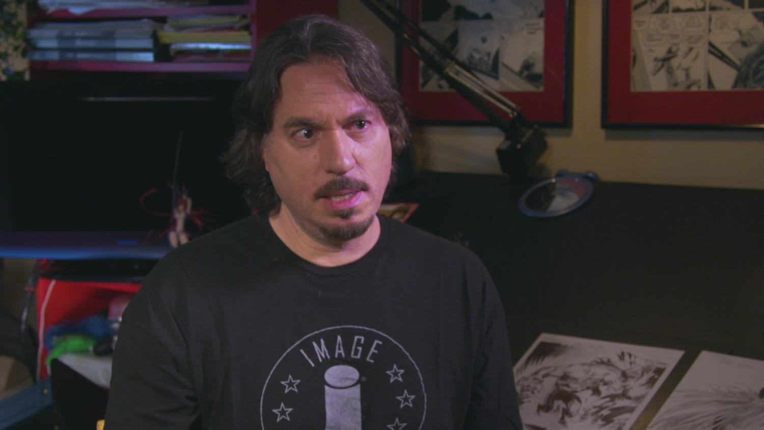 Marc Silvestri On Founding Image Comics, Cyberforce and Legacies (Behind The Panel)
