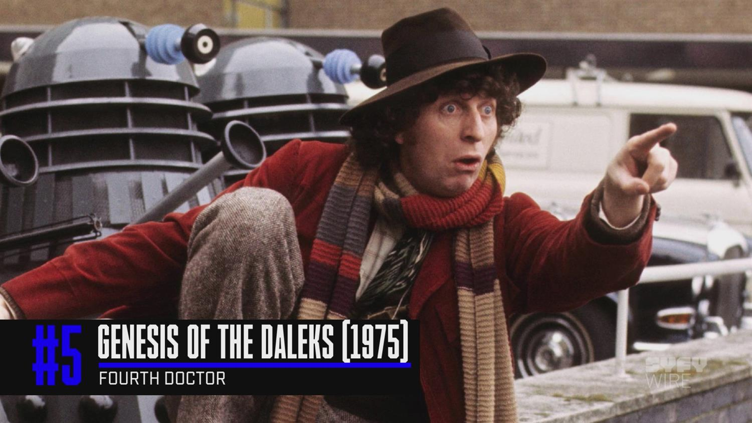 7 Essential Doctor Who Episodes