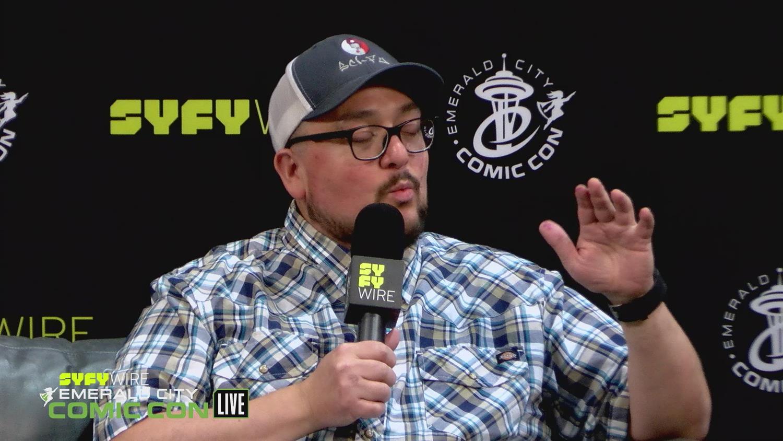 Yehudi Mercado on Sci-Fu (Emerald City Comic Con)