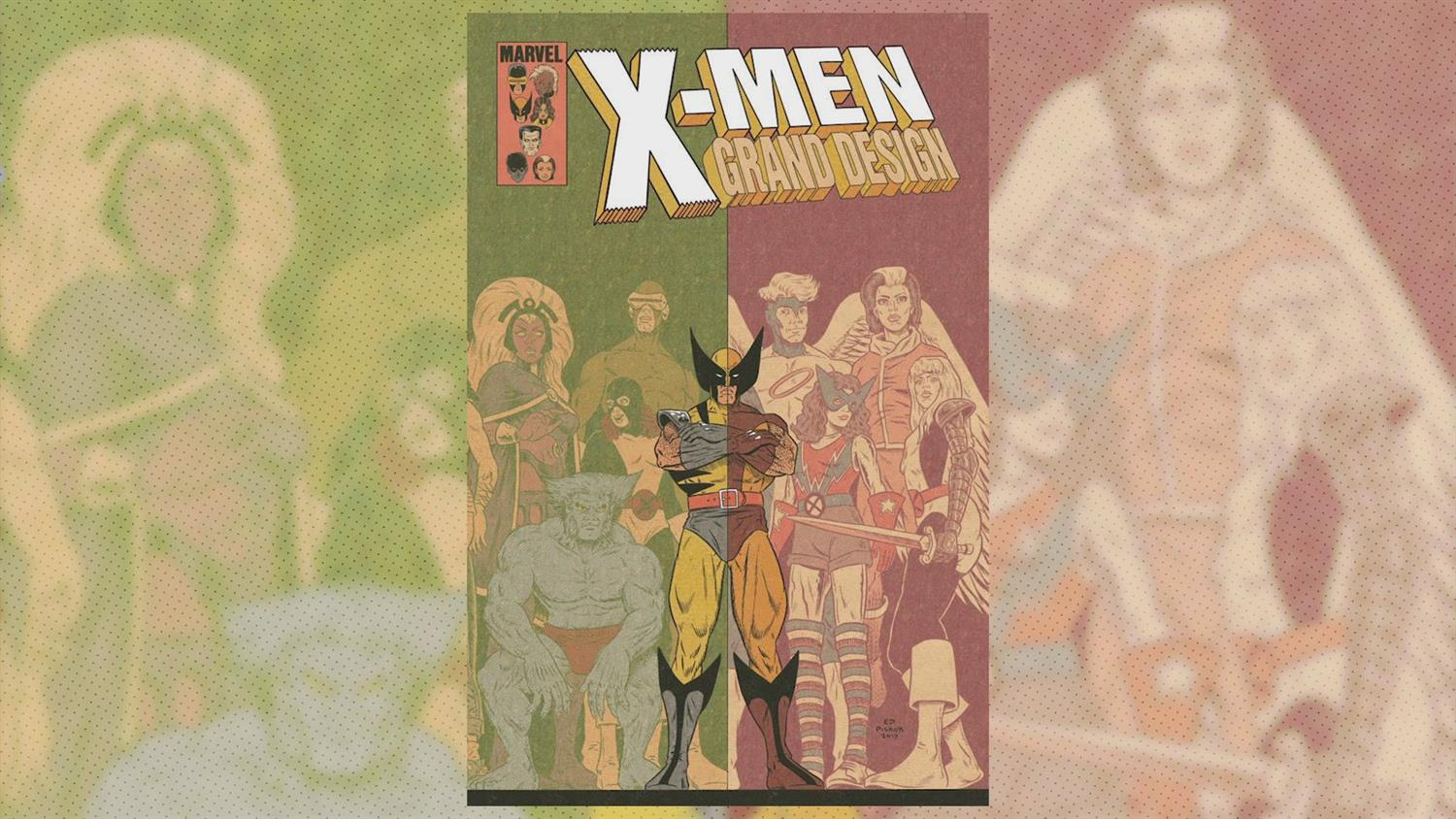 X-Men's History Will Becoming One Story in Grand Design