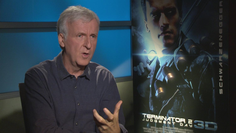 James Cameron Reveals If He'll Make More Terminator Movies