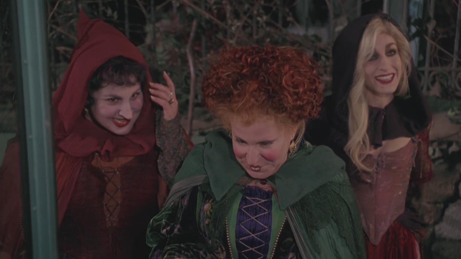 12 Things We Noticed While Watching Hocus Pocus