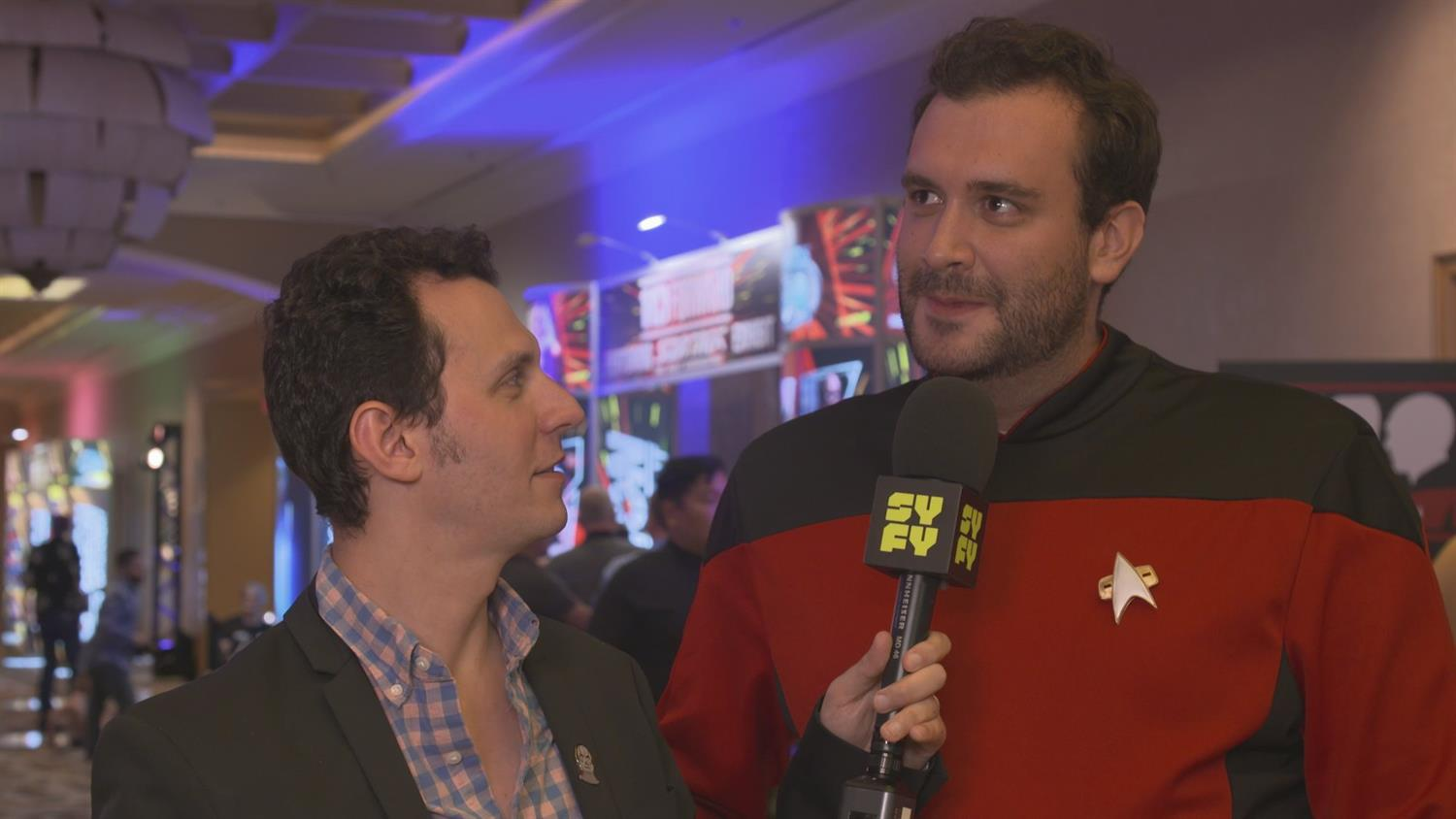 Star Trek: The Next Generation Fans on Why They Love the Show