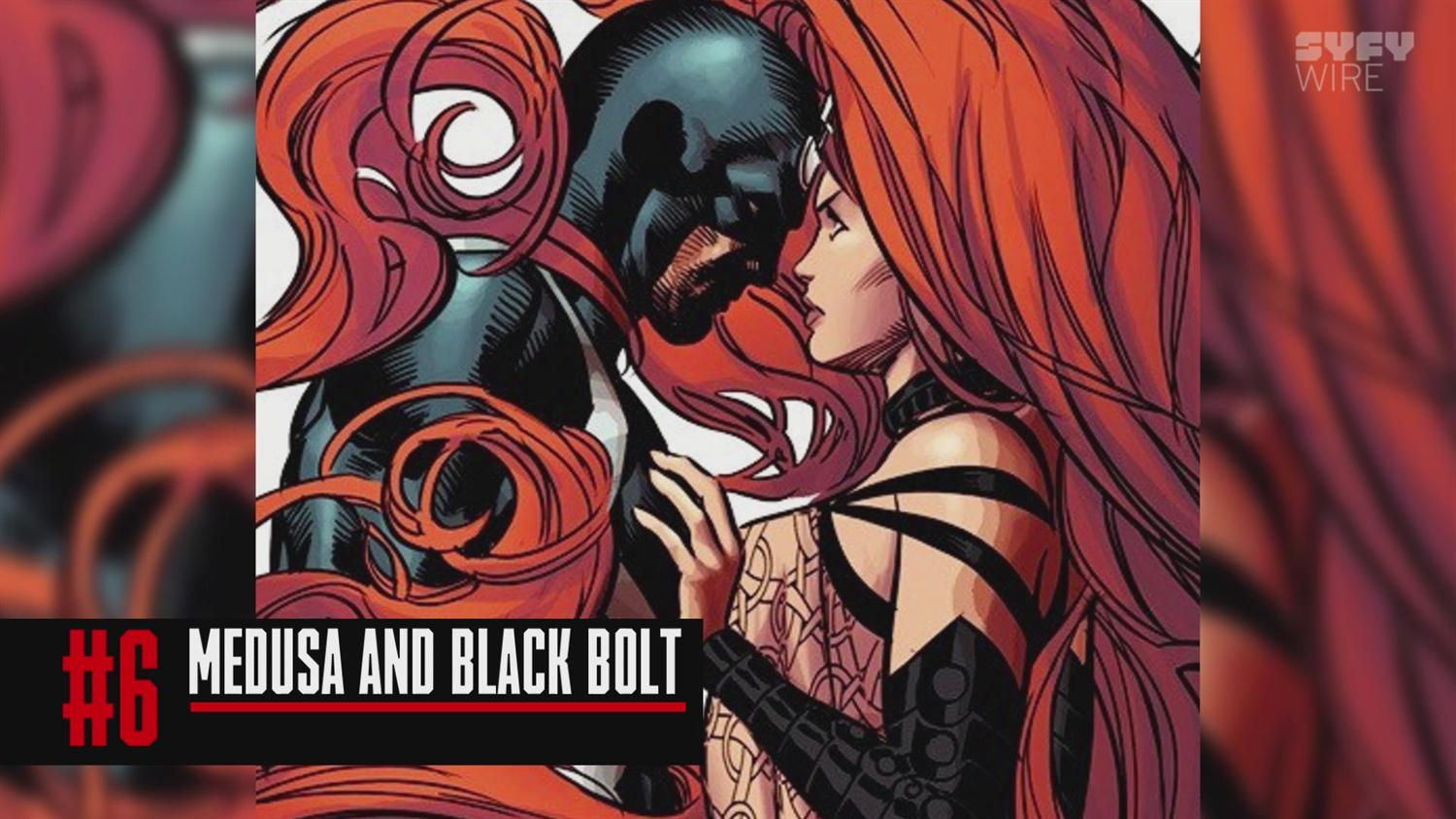 7 Essential Marvel Power Couples
