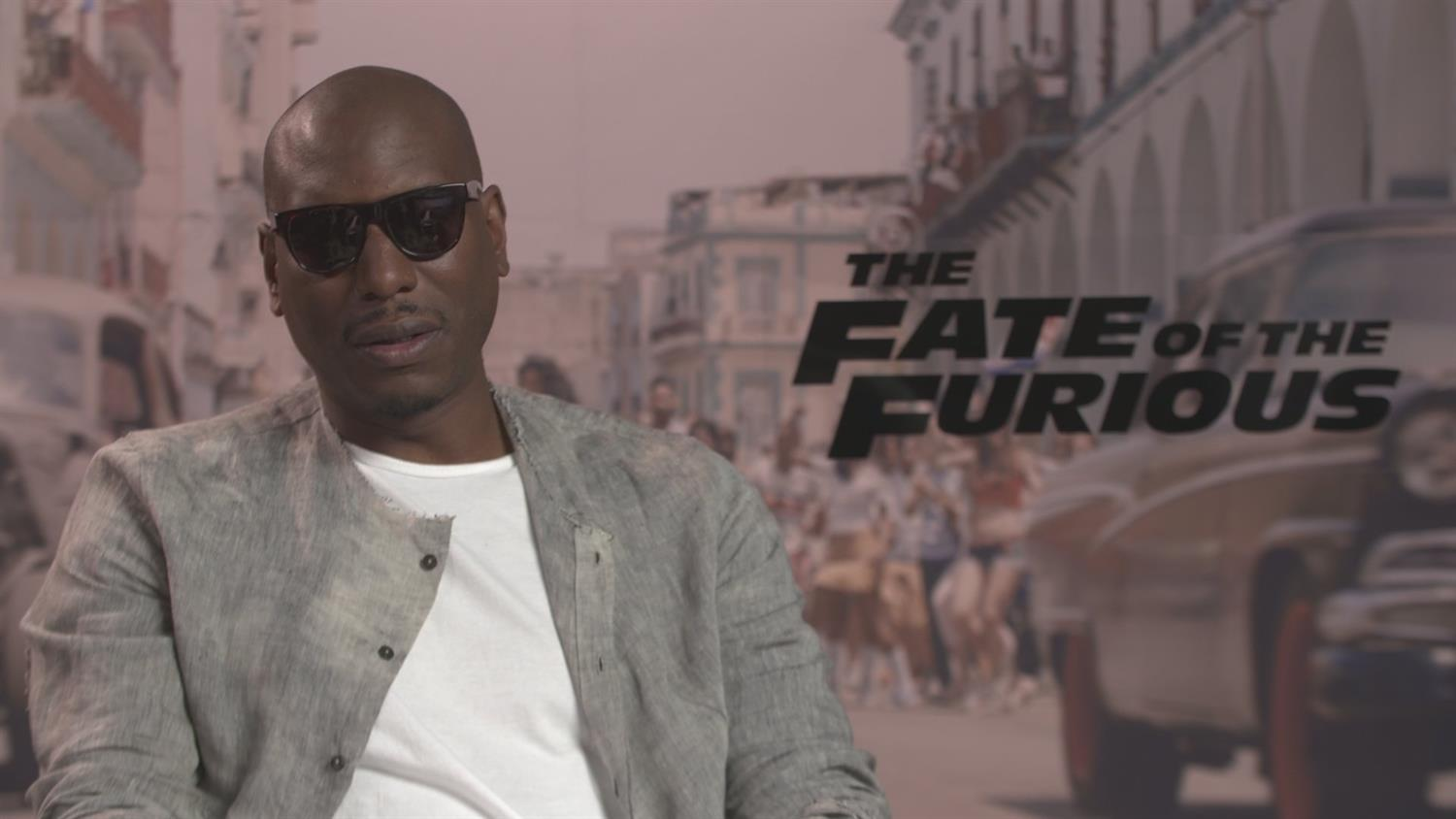 Tyrese Gibson Comments on Possibly Being Cast as Green Lantern