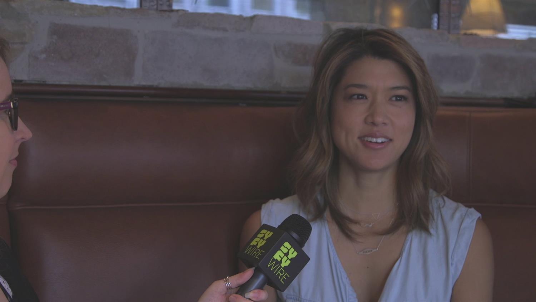 Battlestar Galactica's Grace Park: Lightning Round Questions