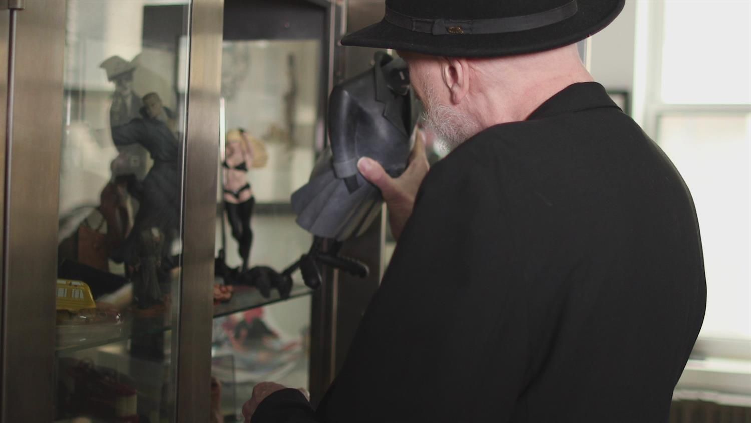 Frank Miller Gives Us a Tour of His Studio
