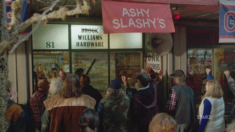 Exclusive Sneak Peek: Ash v Evil Dead Season 3