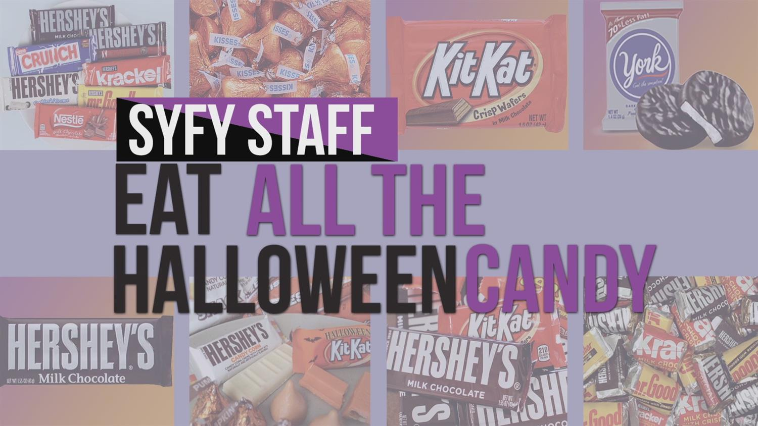 We have pretty strong opinions about how to eat Halloween candy