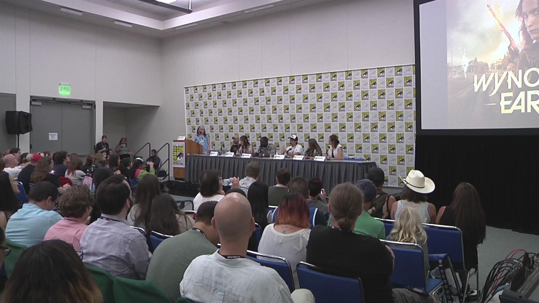 Wynonna Earp: San Diego Comic-Con Panel