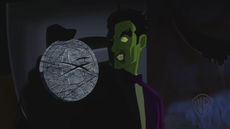Exclusive Sneak Peek: Batman vs. Two-Face