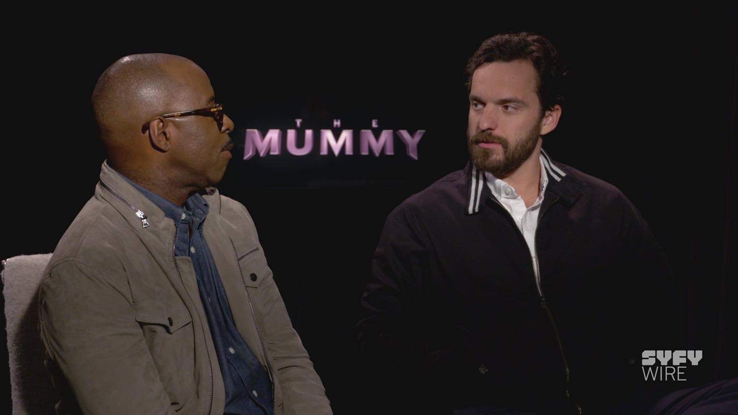 The Mummy Cast: What Monster We'd Team Up With