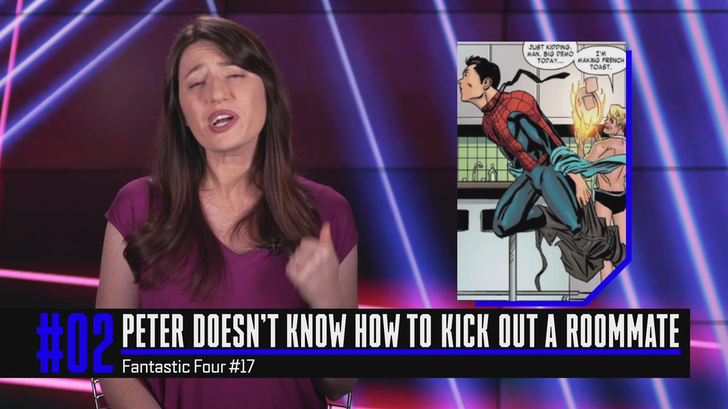 10 Times Peter Parker Was a Hot Mess