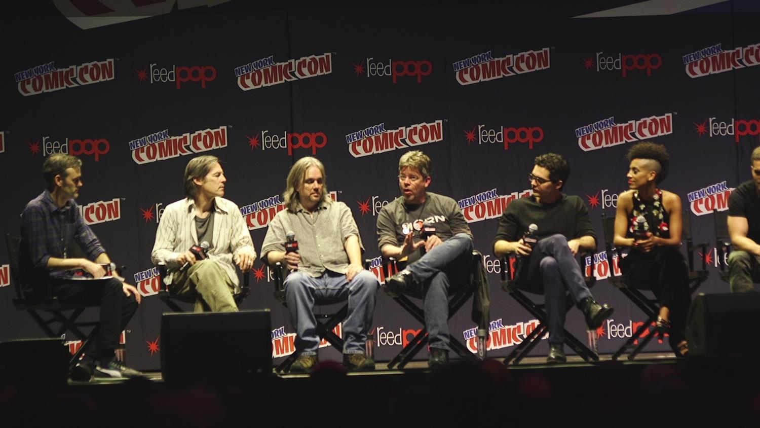 The Expanse: Complete New York Comic Con Panel