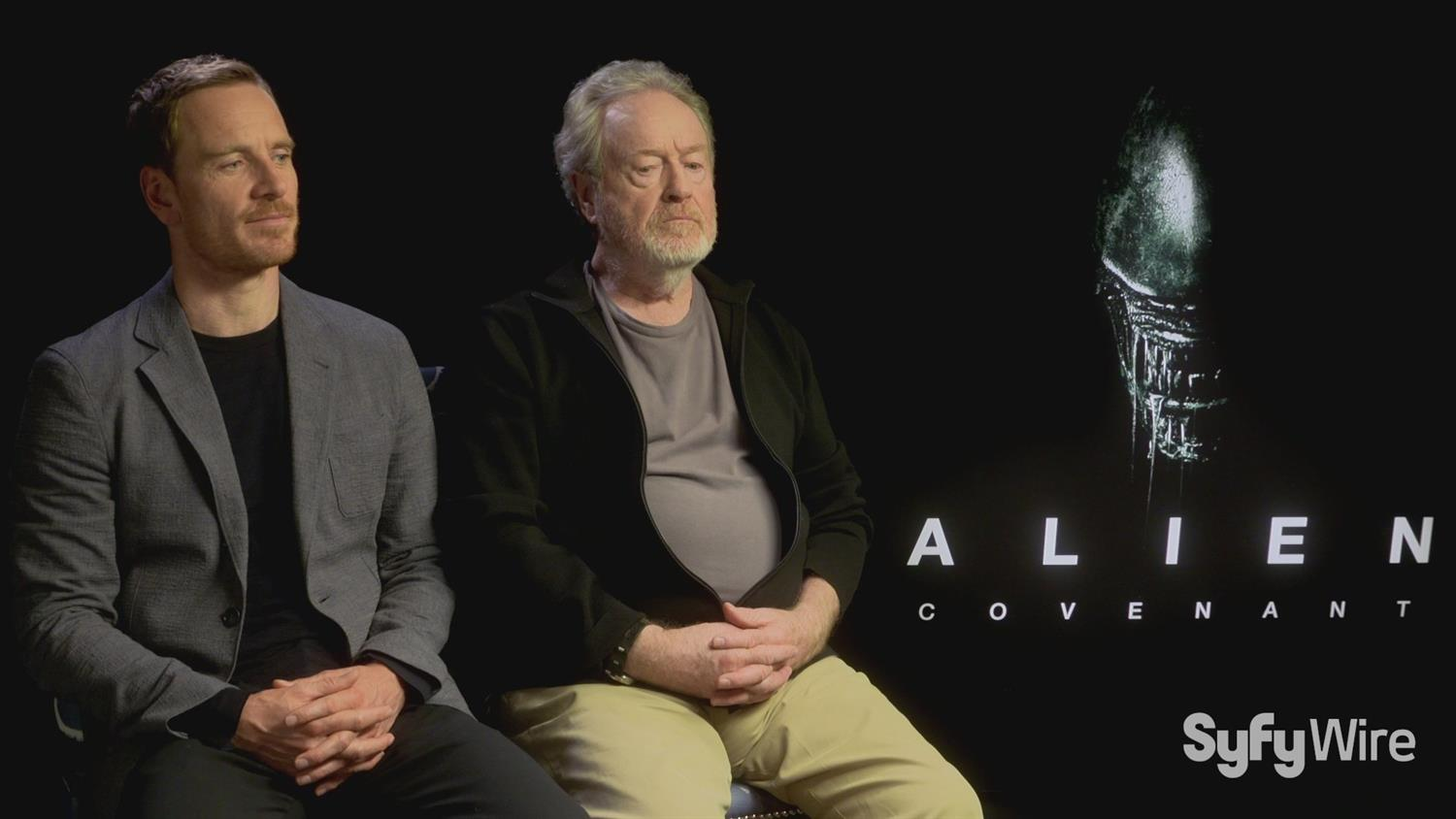 Why Alien Director Ridley Scott Made Prometheus