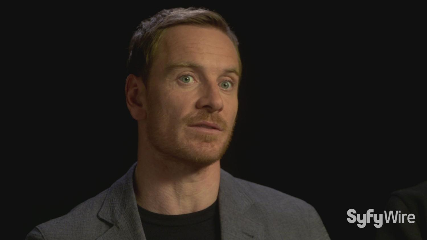 Michael Fassbender On Alien: Covenant, Plying Two Androids