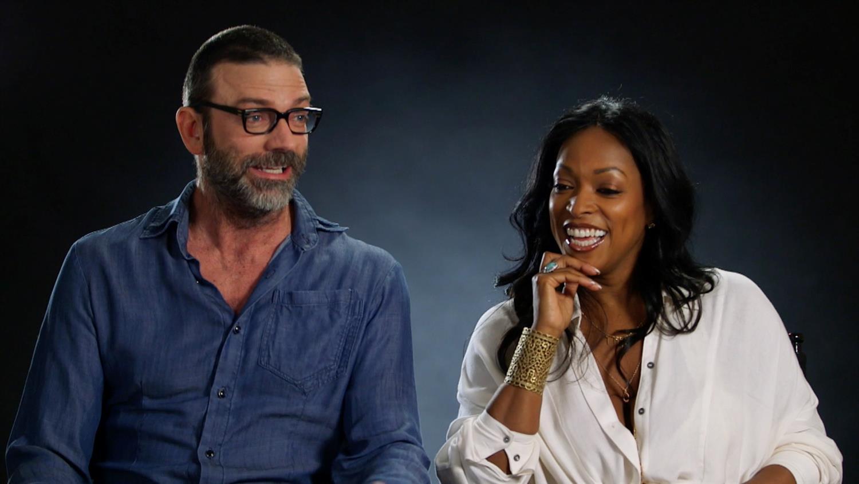 The Z Nation Cast Speaks!