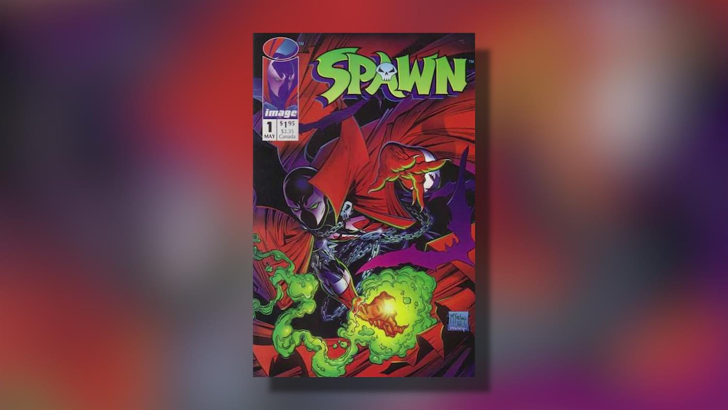 Todd McFarlane on Why He Will Never Renumber Spawn
