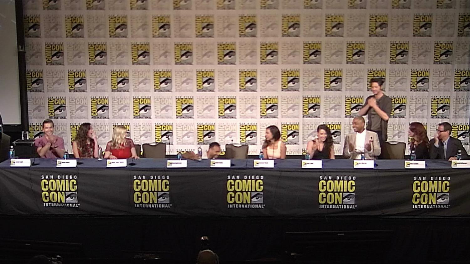 The Magicians: Comic-Con Panel
