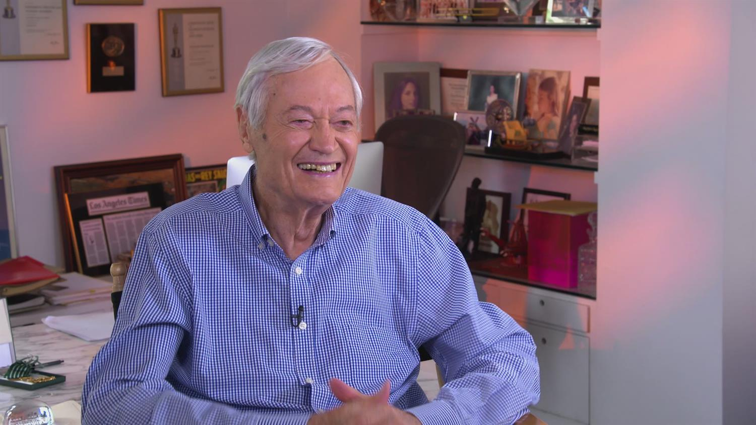 Roger Corman on Working with Han Solo's Ron Howard
