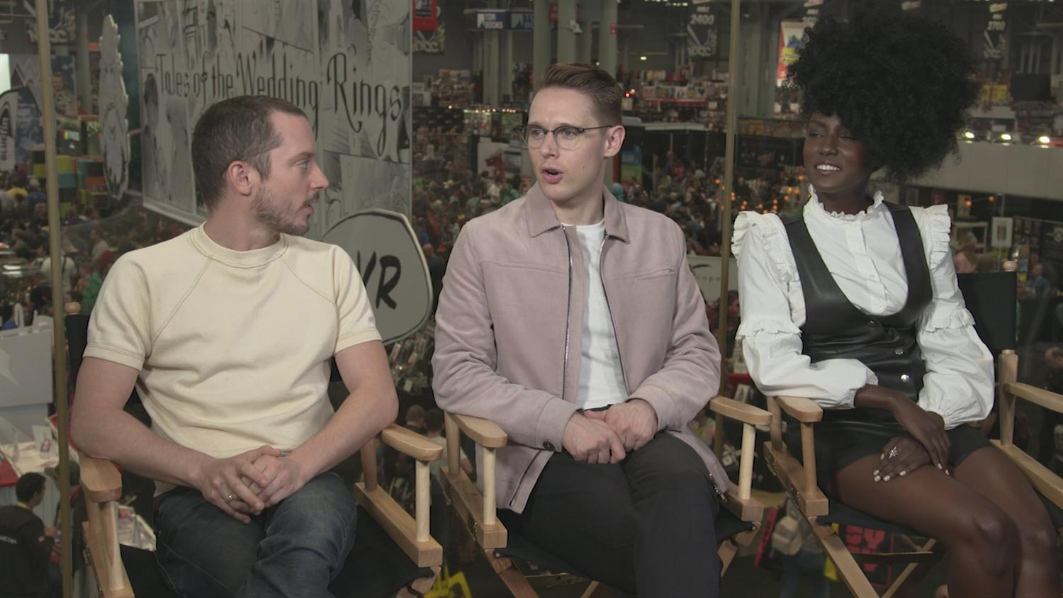 Dirk Gently's Elijah Wood and Co-Stars Preview Season 2