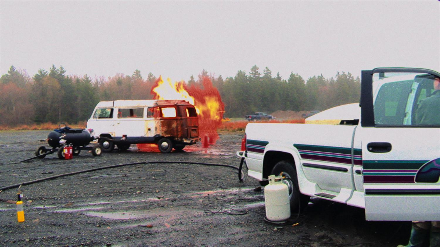 Inside Haven: S4, Ep 1 - Exploding Van