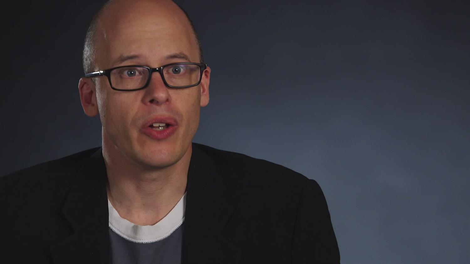 Lev Grossman on The Magicians Books