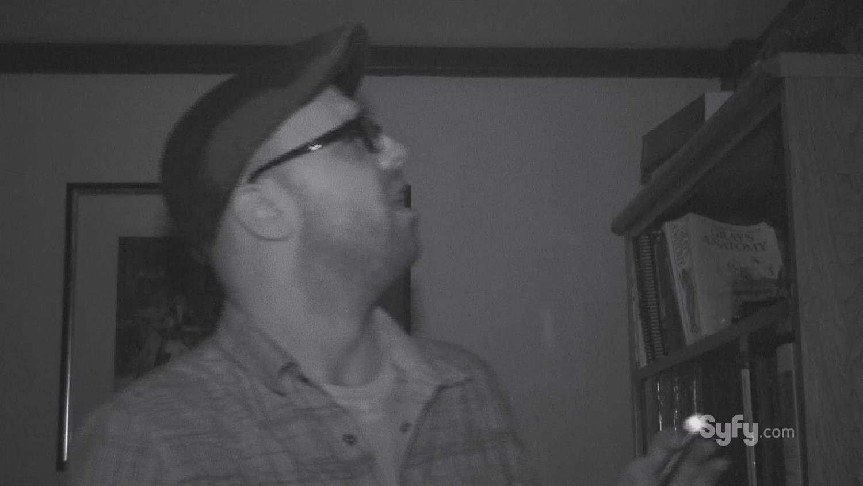 Ghost Hunters - Bonus Scene - Camera Shy