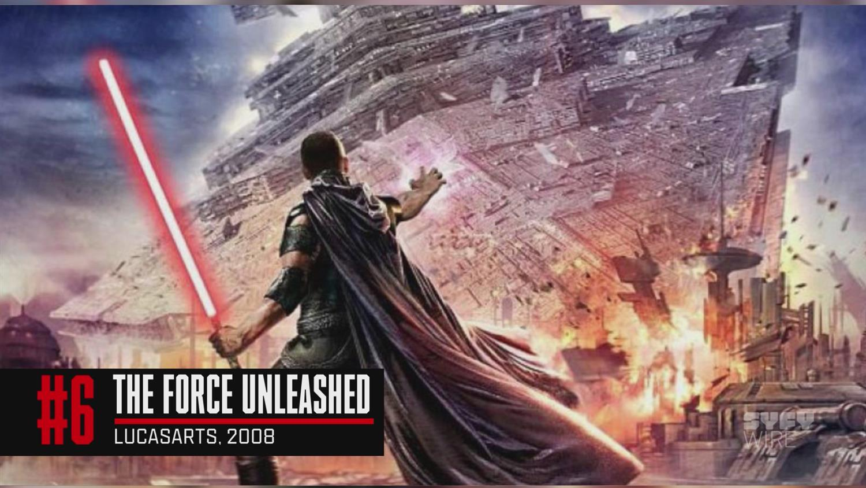 7 Essential Star Wars Video Games