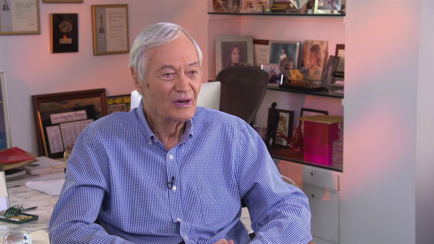 Roger Corman On What He Thinks Of The Term Schlock
