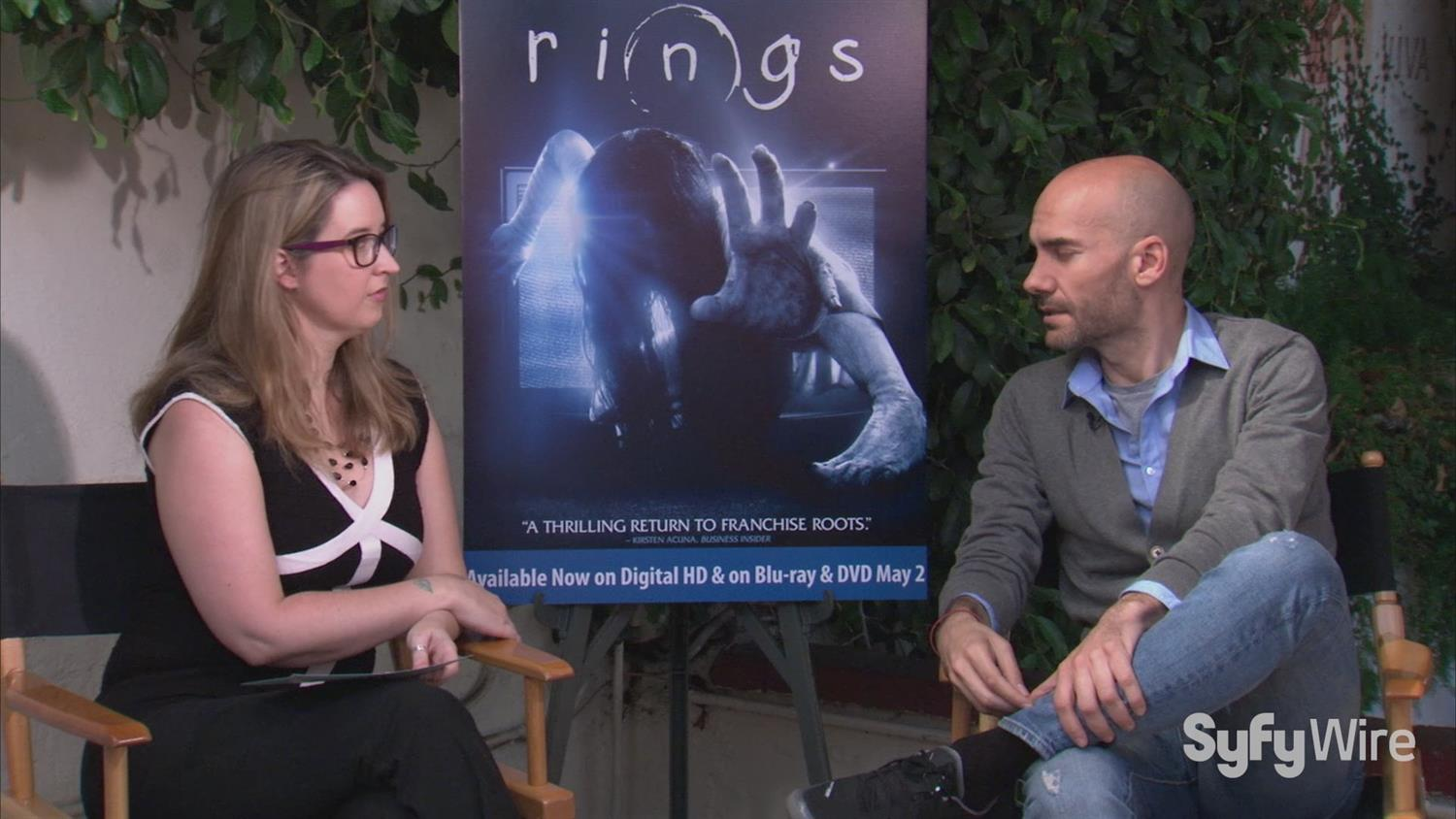 Exclusive: Rings Director on the Movie's Scary Psychology