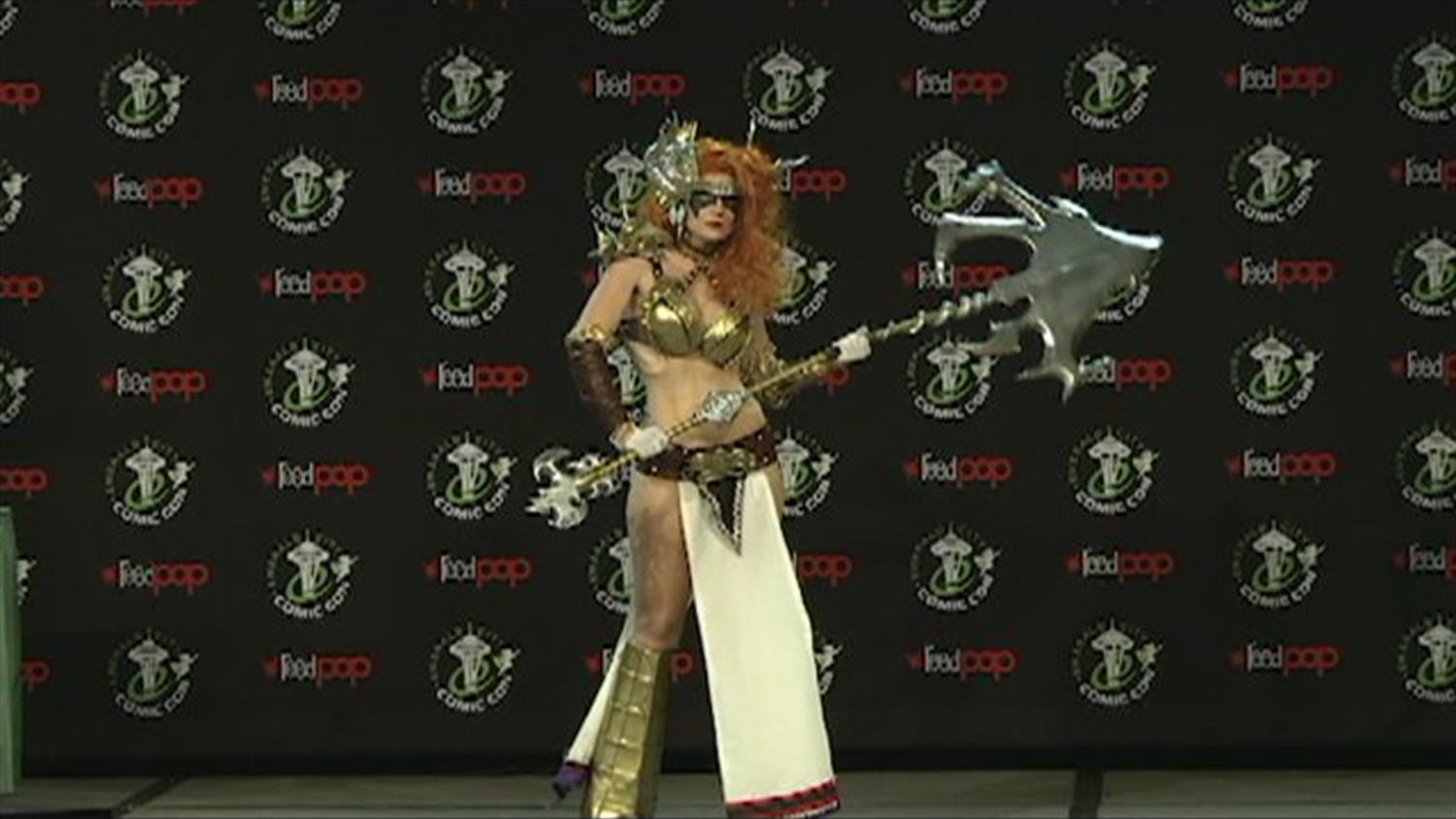 The Western Championships of Cosplay (Emerald City Comic Con)