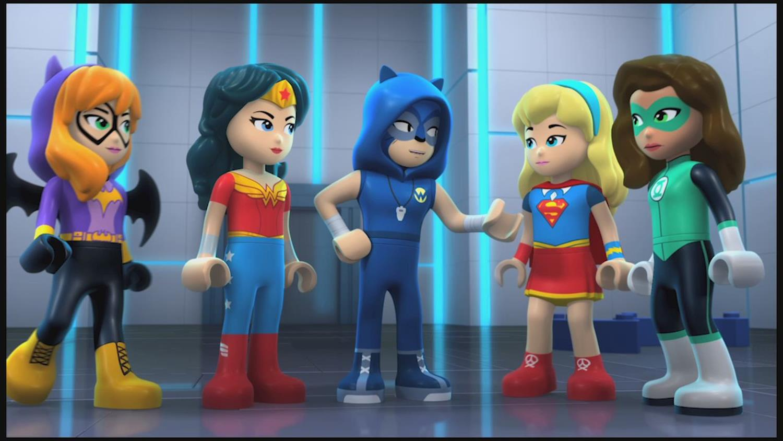 Exclusive Trailer Release: Lego DC Super Hero Girls: Super-Villain High