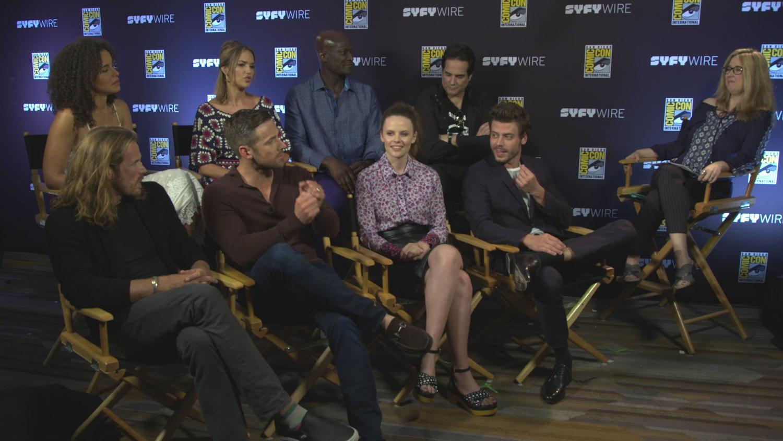 Midnight, Texas Cast Talks Secrets of Episode 1