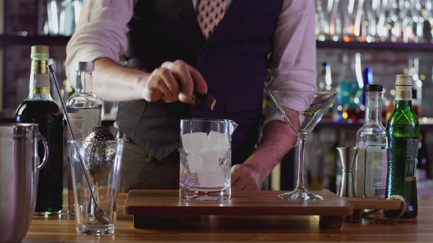 Magical Mixology: Eliot's Signature Cocktail