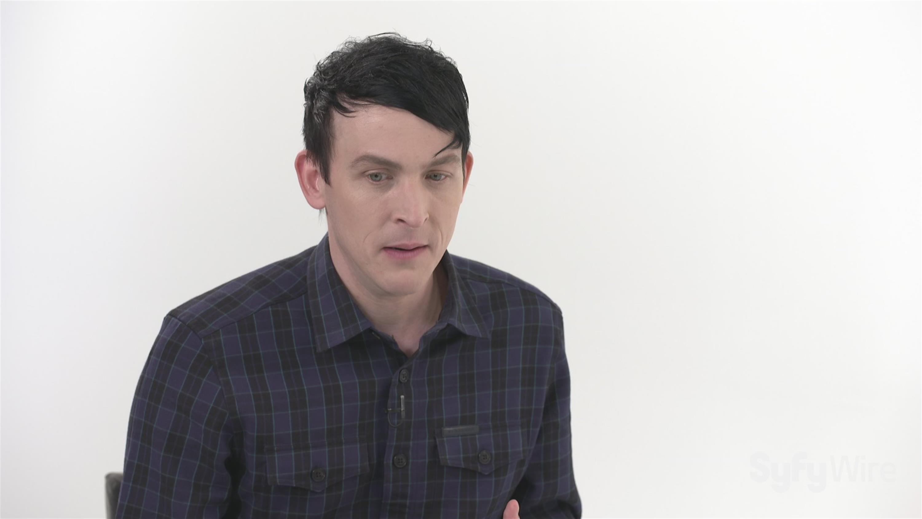 Gotham\'s Robin Lord Taylor On Season 4 and Beyond – – Watch | SYFY WIRE
