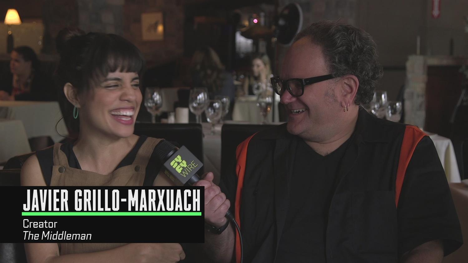 Natalie Morales and Javier Grillo-Marxuach: Lightning Round Questions