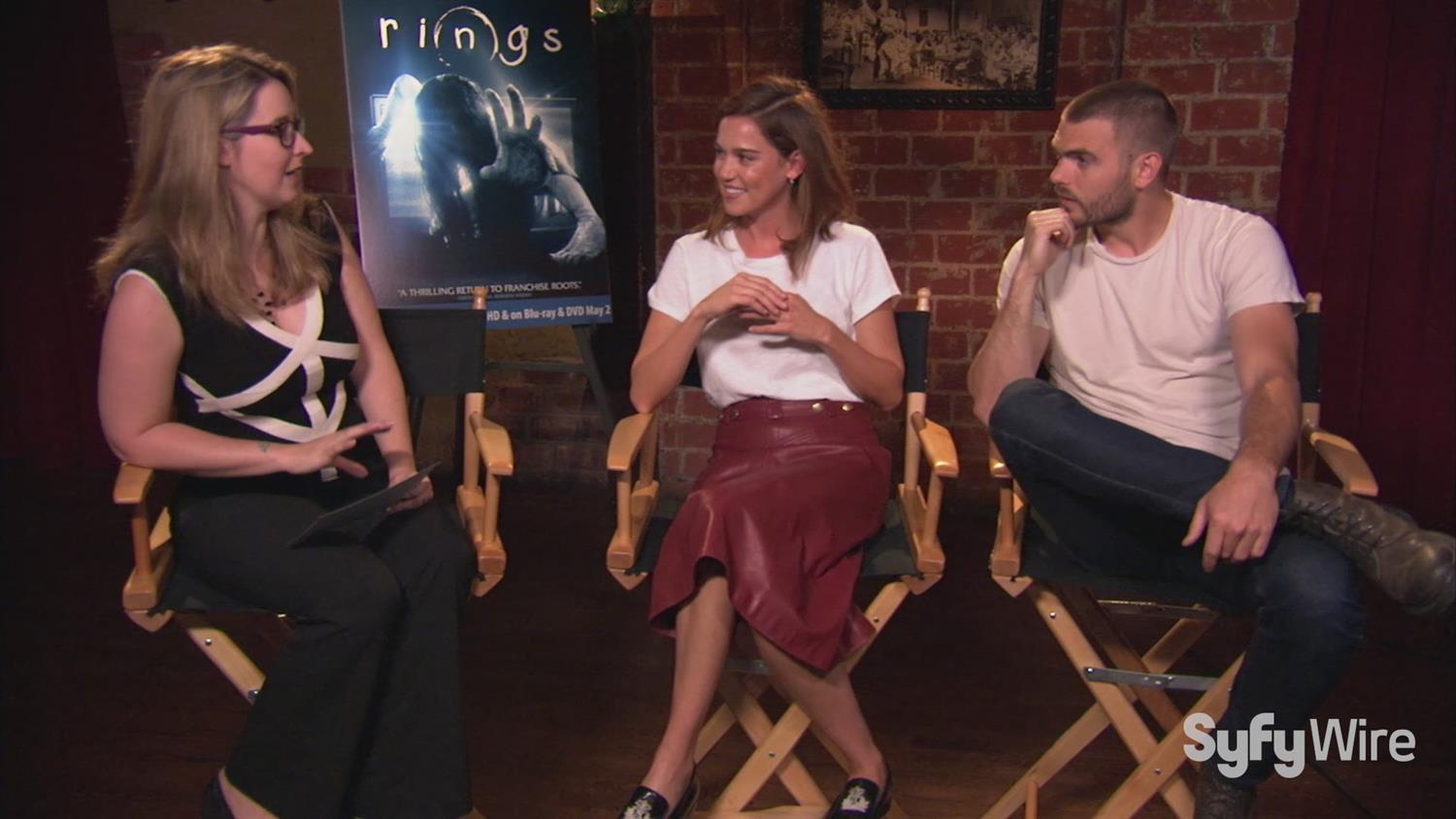 Exclusive: Rings Cast on This Movie's Place in Franchise & Funny Stories from Set