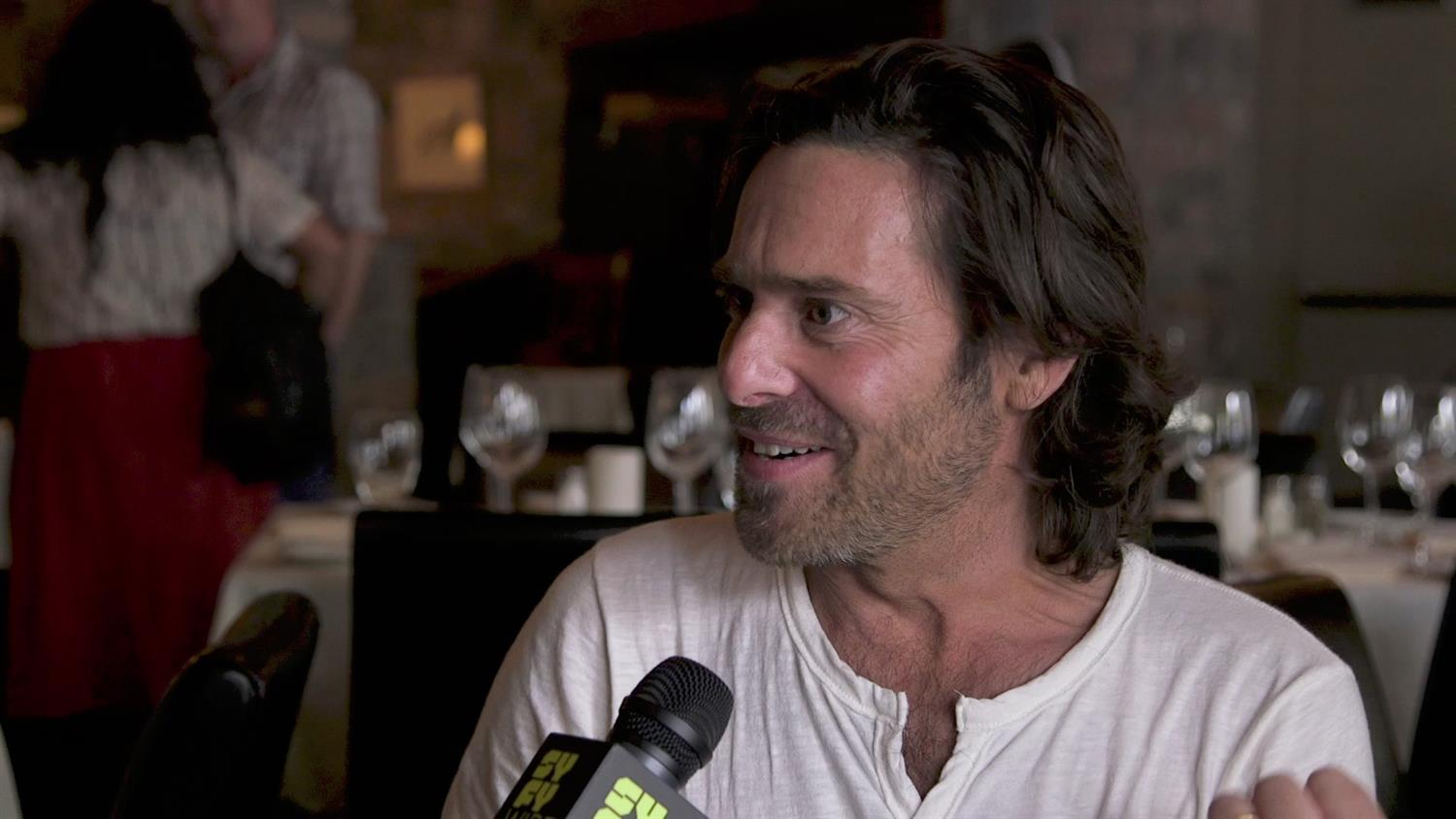 Battlestar Galactica's James Callis on How HE Wanted Baltar's Story to End