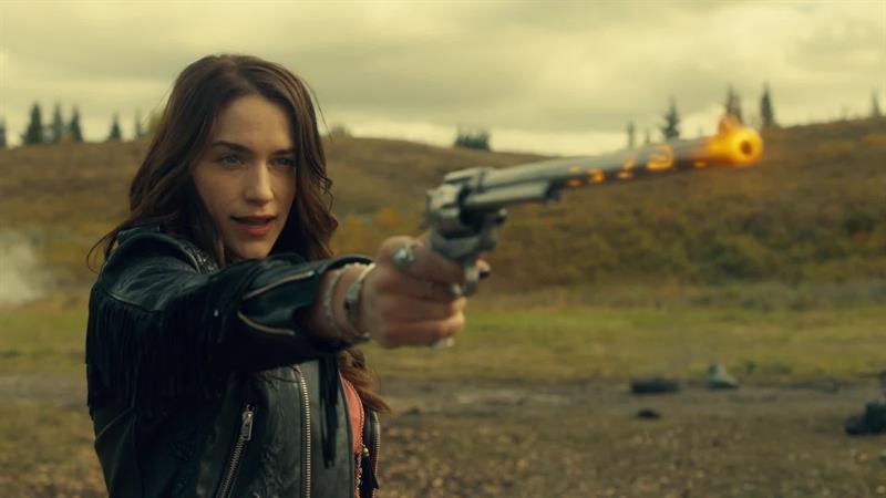 Wynonna Earp Backstage: Straight Shooter