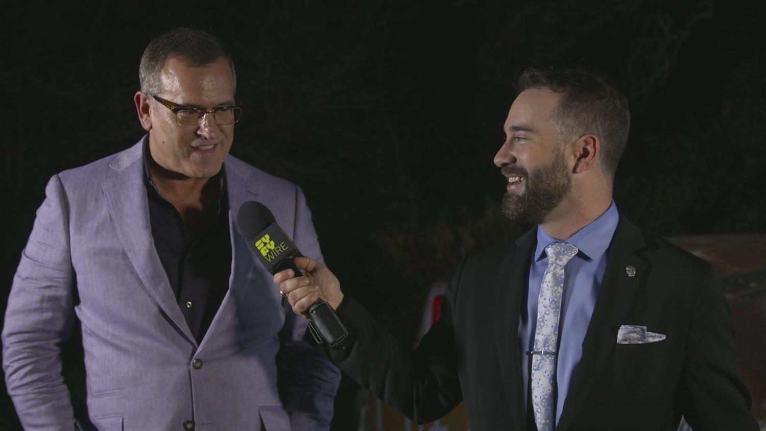 Bruce Campbell's 5 Rules for Hollywood and Evil Dead 2
