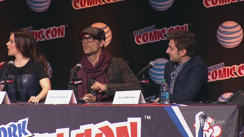 12 Monkeys: NY Comic Con Panel