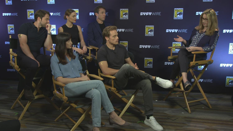 Outlander Cast Answers Fan Questions