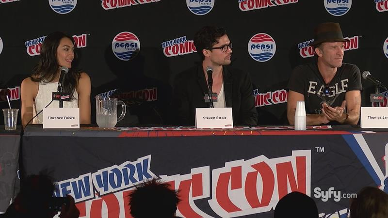 The Expanse: NY Comic Con Panel