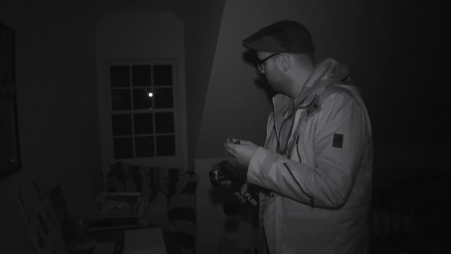 Ghost Hunters - Bonus Scene - The Office