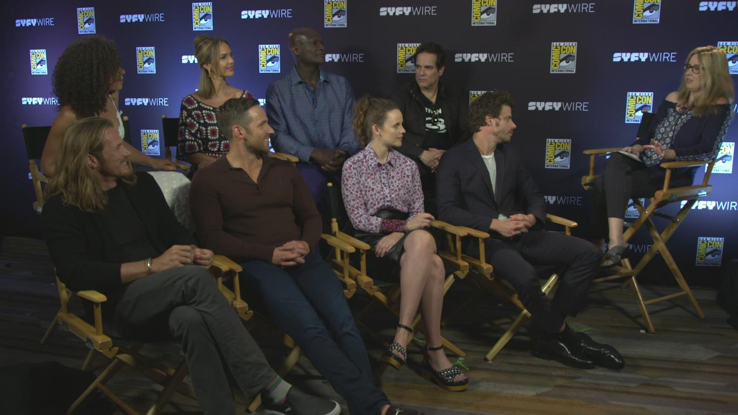 Midnight, Texas Cast Introduces Us To Their Characters
