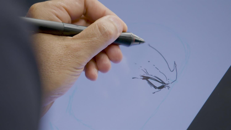 Watch Todd McFarlane Sketch Spawn
