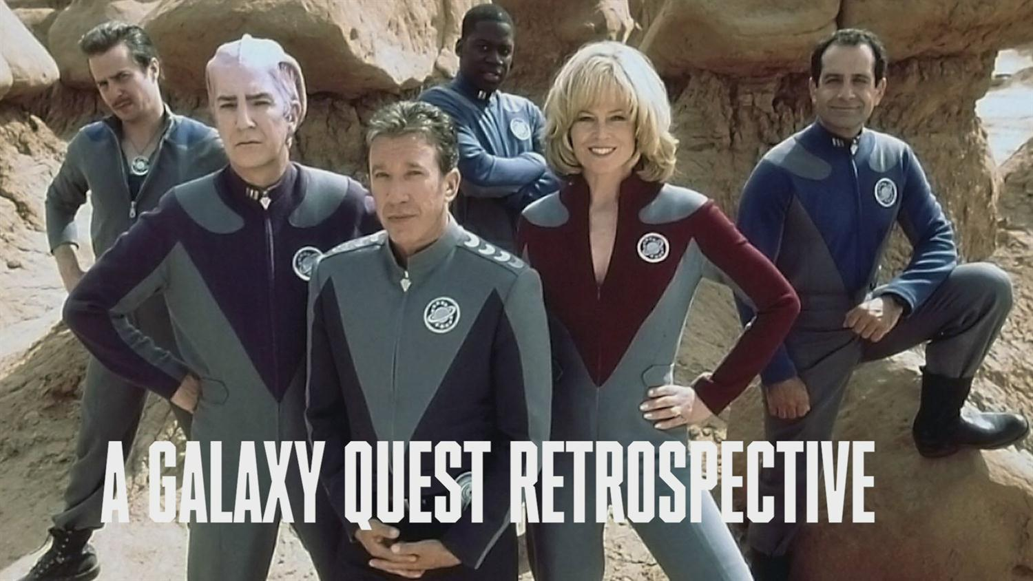 Galaxy Quest: Everything You Didn't Know