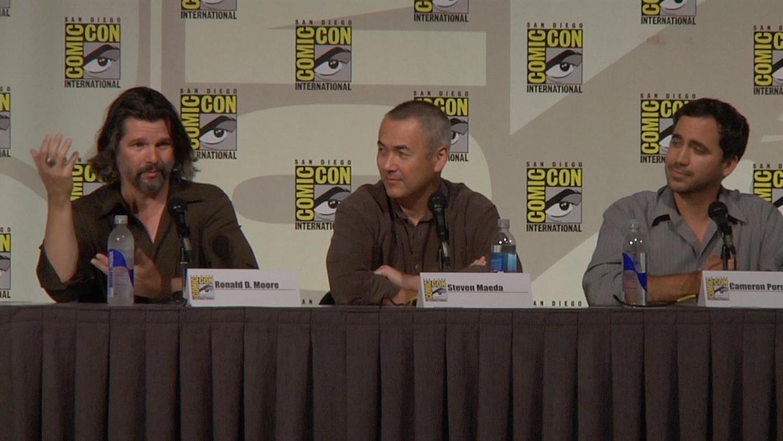 Ron Moore Revisiting Battlestar Galactica - Comic-Con 2013 Exclusive