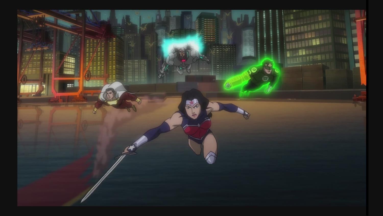 Exclusive Sneak Peek: DC Animated Movies 10 Year Anniversary Box Set